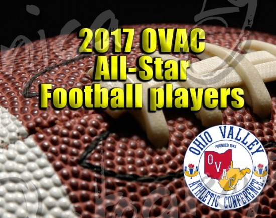 OVAC All-Star Football Players 2017