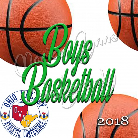 OVAC Boys Basketball 2018
